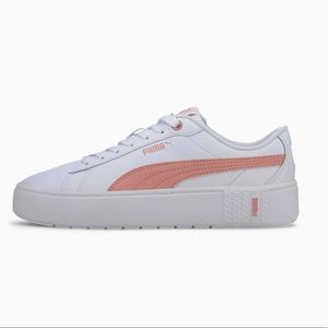 HOST PICK Puma smash platform v2 women sneakers.